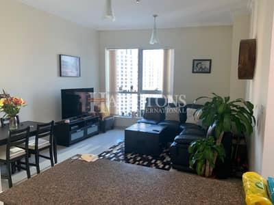 2 Bedroom Flat for Sale in Dubai Marina, Dubai - High Floor|Beautiful 2BR I Investor Deal