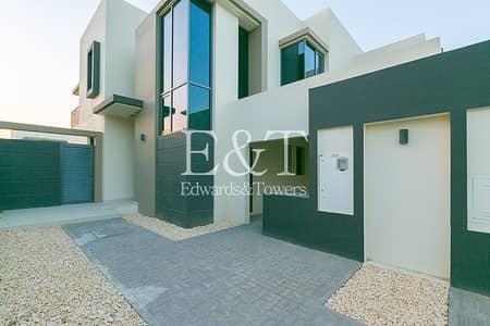 4 Bedroom Townhouse for Rent in Dubai Hills Estate, Dubai - Vacant   Corner 2E Single Row   4 Bed + Maid   DH