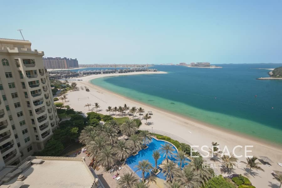 11 Largest Type H Penthouse with Full Sea view on Palm Jumeirah