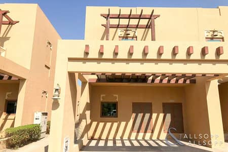 3 Bedroom Townhouse for Rent in Al Furjan, Dubai - 3 Beds Type A | Dubai Style | Availabe Now