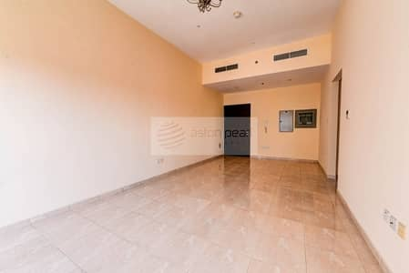 2 Bedroom Apartment for Rent in Dubai Sports City, Dubai - Closed Kitchen | Unfurnished 2 Bedroom | Low Floor