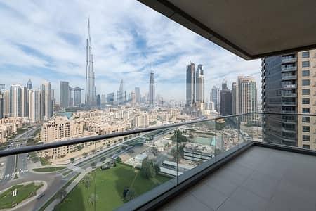 شقة 2 غرفة نوم للبيع في وسط مدينة دبي، دبي - Most Stylish Interior   2 BR Large Unit High Floor