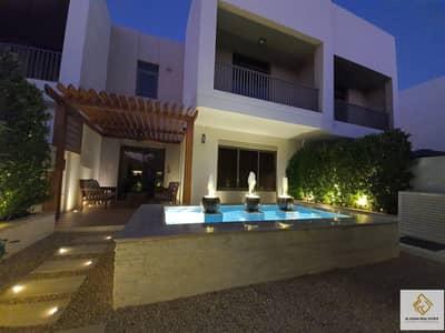 3 Bedroom Townhouse for Sale in Town Square, Dubai - Single Row|Prime Location|Private Fountain