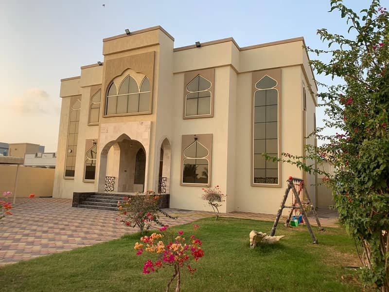 For local only, Super Deluxe Villa for sale in Hamidiya