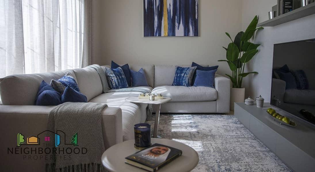 11 Beautiful 4 & 5 Bedroom Villas for Sale at Nakheel Nad Al Sheba Villas