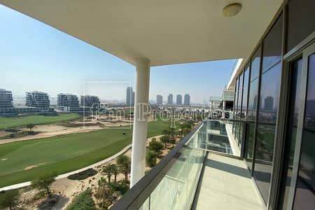 3 Bedroom Apartment for Rent in DAMAC Hills (Akoya by DAMAC), Dubai - High Floor | Golf Course View | Pool View