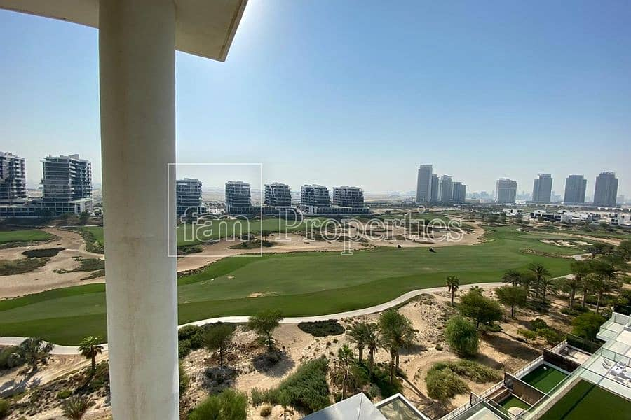 14 High Floor   Golf Course View   Pool View