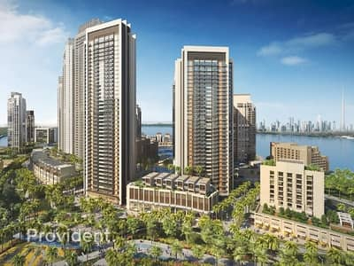 1 Bedroom Flat for Sale in The Lagoons, Dubai - Waterfront Living | Creek View | High Floor