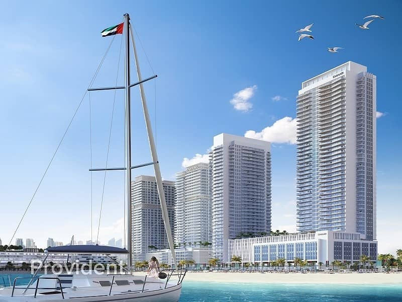 11 Sea and Palm Jumeirah View