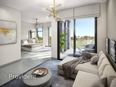 Corner Villa with 3 years Post Handover Plan