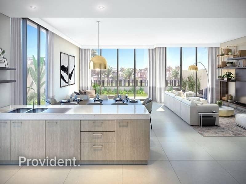 2 Corner Villa with 3 years Post Handover Plan