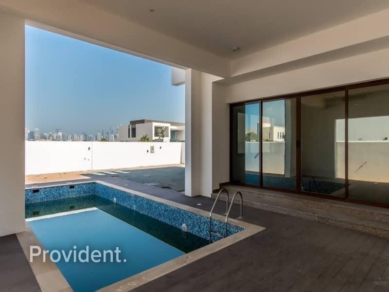 2 Contemporary Style Villa | Private Pool and Garden