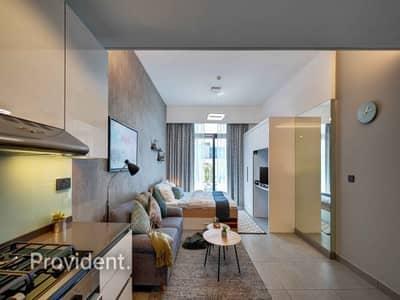 فلیٹ 1 غرفة نوم للبيع في قرية جميرا الدائرية، دبي - 1 b/r plus Studyroom | 10 years Payment Plan
