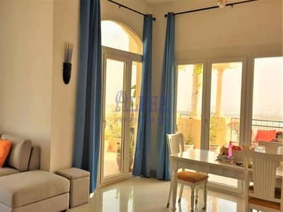 3 Bedroom Flat for Rent in Al Hamra Village, Ras Al Khaimah - Panoramic View! Furnished Unit In Royal Breeze
