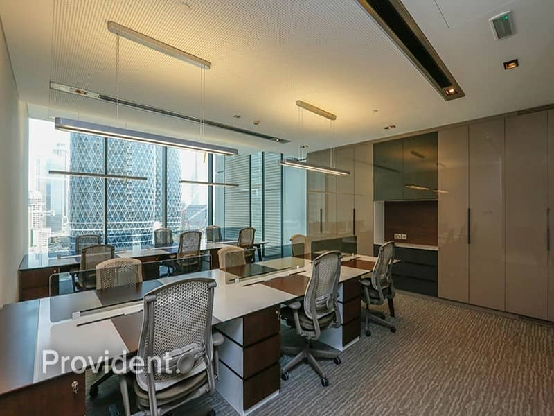 15 Fitted Office   DEWA and Chiller Charges Included
