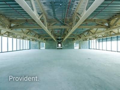 طابق تجاري  للايجار في مركز دبي المالي العالمي، دبي - Full Floor