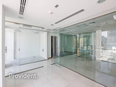 مکتب  للايجار في مدينة دبي للإنترنت، دبي - Fitted Office | Glass Partitioned | Office Park