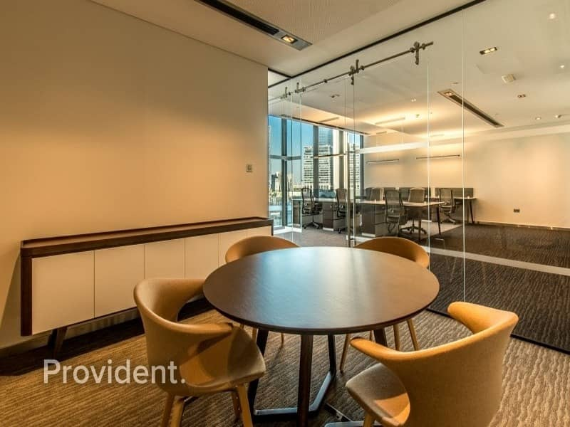 10 Fitted & Furnished with Great Views
