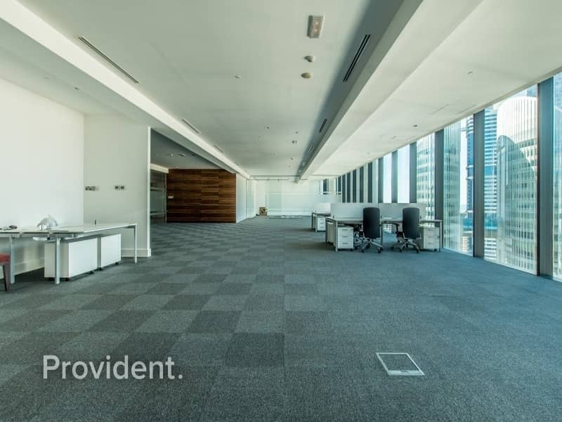 10 Fully Fitted Office For Lease In Index Tower