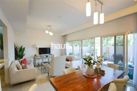 تاون هاوس 2 غرفة نوم للبيع في عقارات جميرا للجولف، دبي - 2 BR Townhouse + Maids | Single Row | Balcony