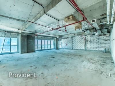 Floor for Rent in Business Bay, Dubai - Fully Fitted Full Floor | 38 Parking Spaces