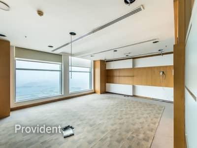 طابق تجاري  للايجار في مدينة دبي للإنترنت، دبي - Free Zone | Spacious Duplex Office  | Chiller Free