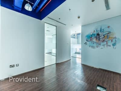 Office for Rent in Dubai Internet City, Dubai - Free Zone   Fitted Office   Spectacular View