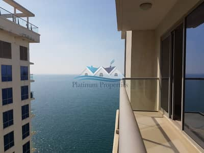 1 Bedroom Apartment for Rent in Al Marjan Island, Ras Al Khaimah - IMMACULATE SEA VIEW 1br apartment