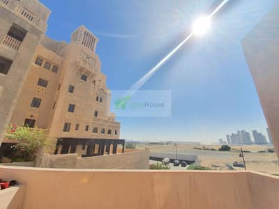 3 Bedroom Apartment for Rent in Dubai Festival City, Dubai - Large Terrace | Condo 1 | Large 3 Bed