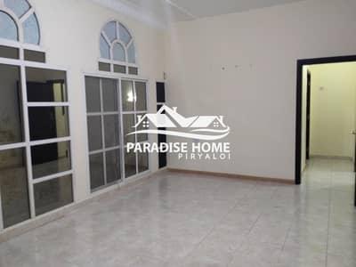 فیلا 2 غرفة نوم للايجار في الرحبة، أبوظبي - 2 BHK With Front Yard Near Rahba Hospital