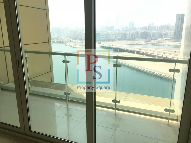 Special 3 BR +Maid ! Fitted Kitchen ! High Floor !