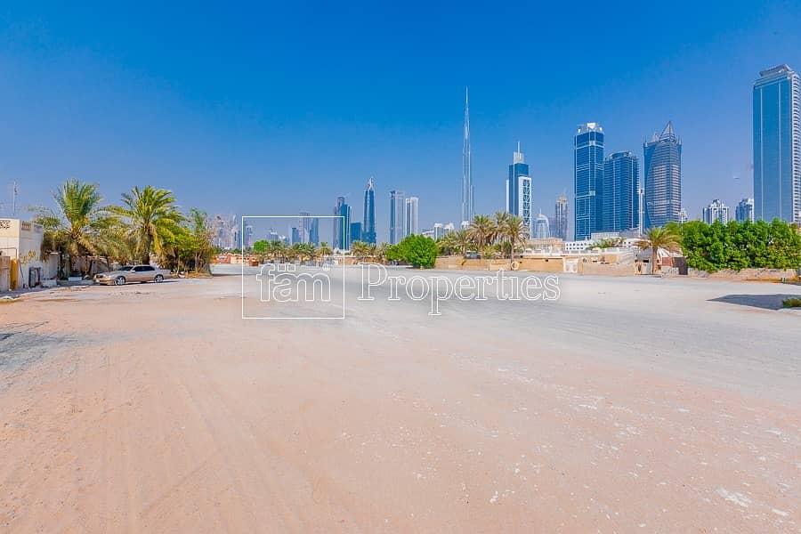 2 Prime Location! City Walk Plots Available!
