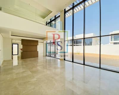 4 Bedroom Villa for Sale in Saadiyat Island, Abu Dhabi - Brand New Vacant 4 BR at Prime Location