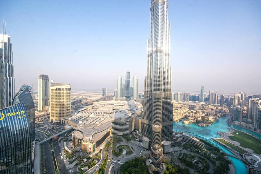21 Amazing Burj&Fountain Views  | Chiller Free