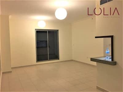 شقة 1 غرفة نوم للبيع في وسط مدينة دبي، دبي - Well Maintain 1Bhk | High Floor | Community View