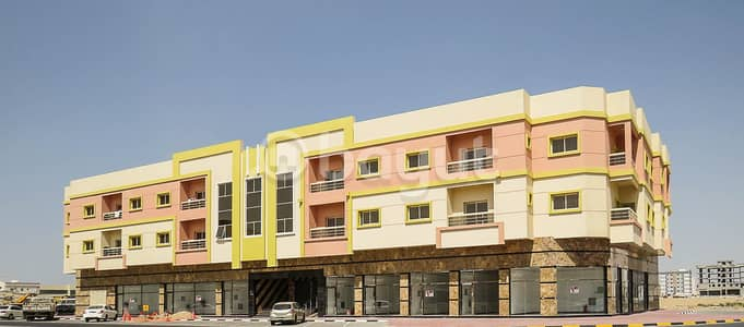 محل تجاري  للايجار في الجرف، عجمان - محل تجاري في الجرف 17000 درهم - 4869428