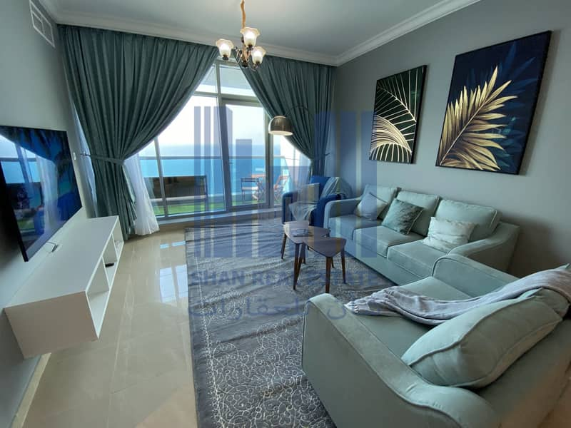 Full Sea View | Full Furnished | Big Kitchen