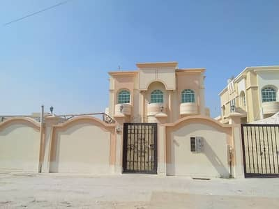 4 Bedroom Villa for Rent in Al Rawda, Ajman - 4 Bed Room Hall Plus Majlis Villa Available For Rent In Ajman Price || 70,000 Per Year || Al Rawda Ajman