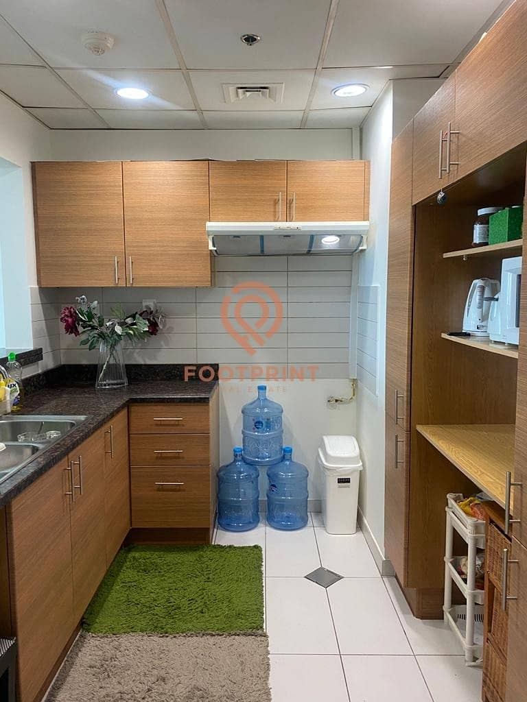2 Close Kitchen with Balcony - 3 Beds with Maid Room