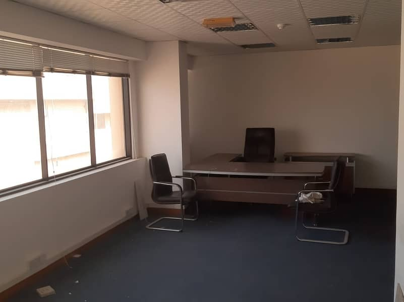 Office with Attached Washroom and Pantry in Jumeirah 1