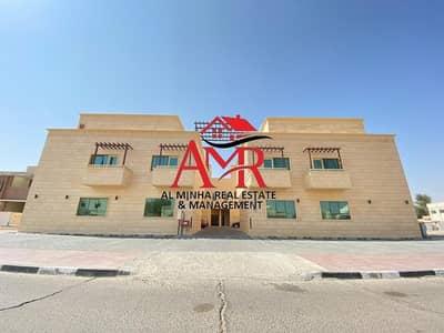 4 Bedroom Villa for Rent in Al Nyadat, Al Ain - Triplex/Compound Villa/Central duct AC/Huge Terrace