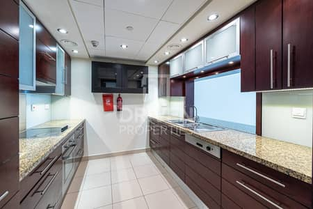 شقة 1 غرفة نوم للبيع في وسط مدينة دبي، دبي - Low Floor  Best Podium   Nice Canal View