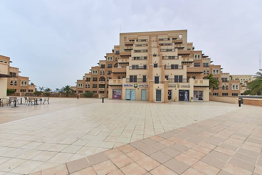 19 Furnished Studio - Bab Al Bahr - Al Marjan Island