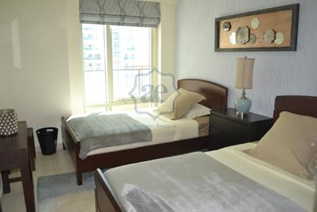 Fully-Furnished 2BR | Marina View | 2 Parking Spaces