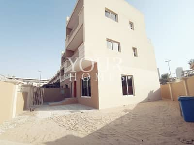 6 Bedroom Townhouse for Rent in Jumeirah Village Circle (JVC), Dubai - SB | Corner 6BR+Store Townhouse at Orchid Park JVC