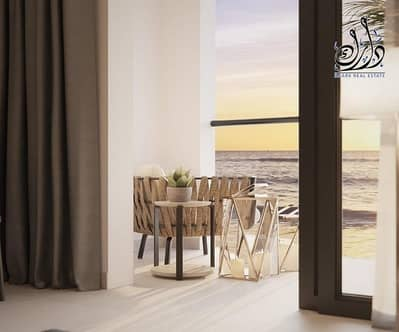 Own amazing sea villa in the heart of Shams Island | Installments up to four years