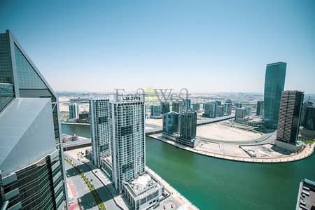 3 Bedroom Apartment for Rent in Business Bay, Dubai - Stunnig 3 BR | High Floor | Amazing View