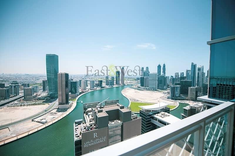 2 Stunnig 3 BR | High Floor | Amazing View