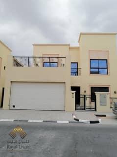 فیلا في ند الشبا 3 ند الشبا 4 غرف 130000 درهم - 4869793