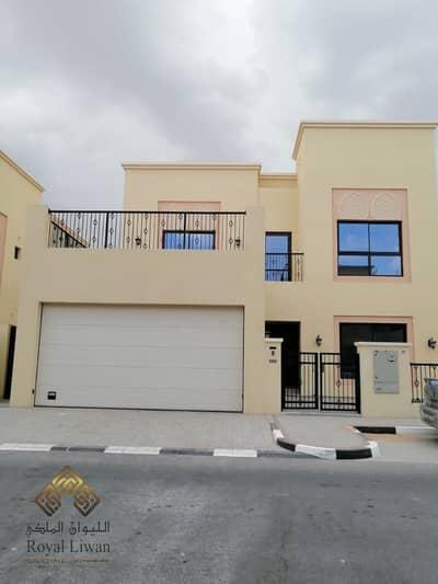Stunning 4BR+Maids Villa for Rent Nad Al Sheeb
